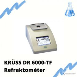 KRÜSS DR 6200-T Nagypontosságú digitális refraktométer