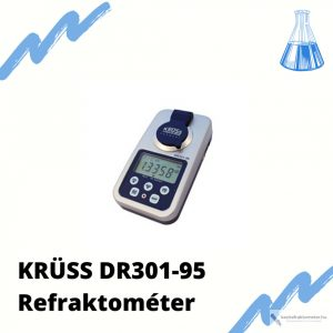 KRŰSS DR301-95 refraktométer