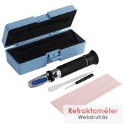 Univerziális refraktométer 0-80% BRIX