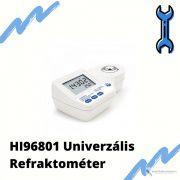 HANNA HI96801 DIGITÁLIS BRIX Refraktométer