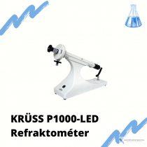 KRÜSS P1000-LED : Laboratóriumi LED polariméter