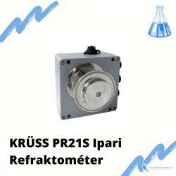PR21S Ipari folyamat refraktométer