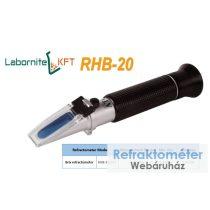 RHB-20ATC ipari refraktométer