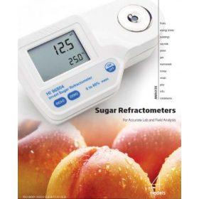 Digitális refraktométerek