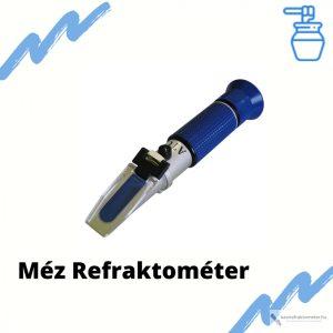 LABORNITE RHB-92ATC REFRAKTOMÉTER mézre és napraforgó olajra+kalibráló olaj
