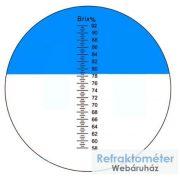 RHB-90ATC kézi refraktométer műtrágya mérésre
